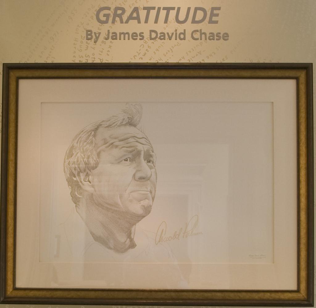 Palmer 'GRATITUDE' Portrait