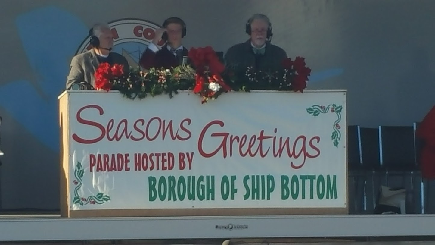 ship bottom christmas parade