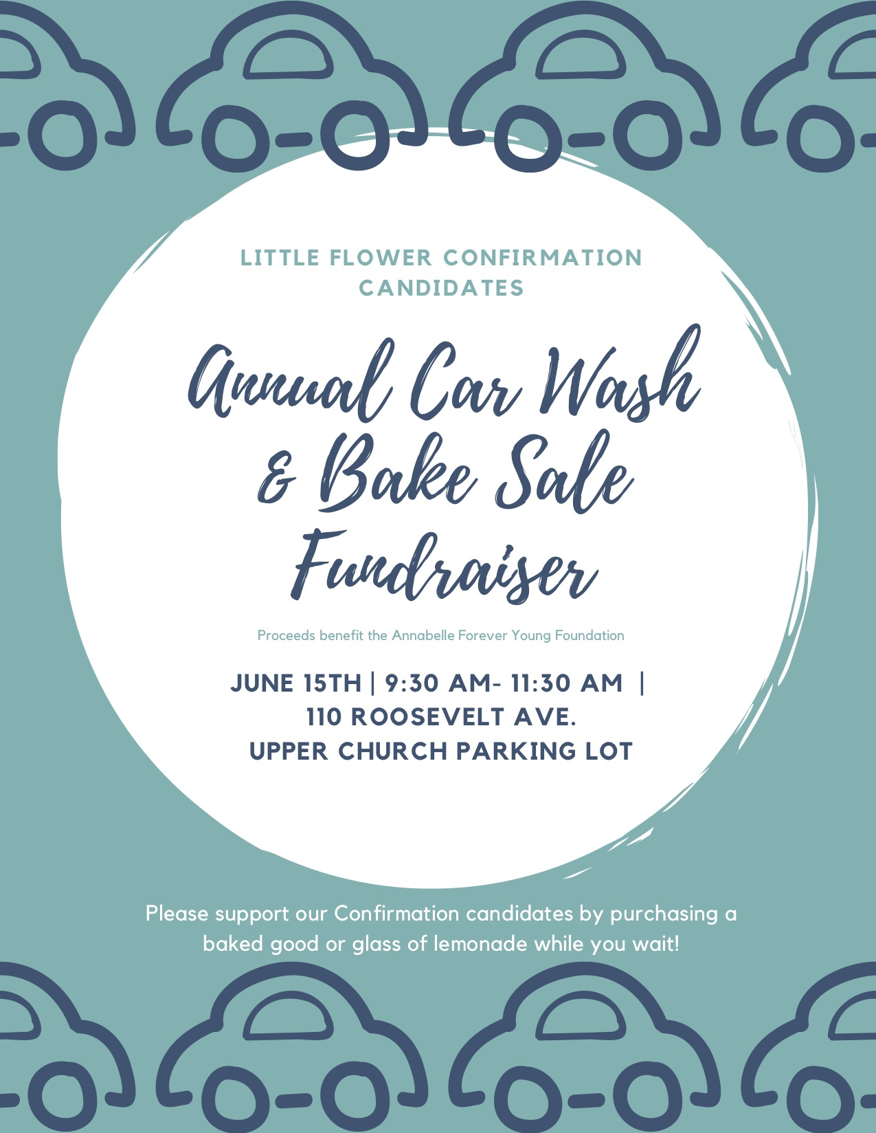 Annual Car Wash Bake Sale Fundraiser Tapinto
