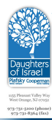 Daughters of Israel Corner