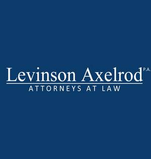 Law Notes from Levinson Axelrod