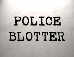 Police Blotter.
