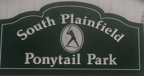 South Plainfield Ponytail on the Diamond