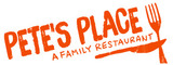 What's Serving At Pete's Place?