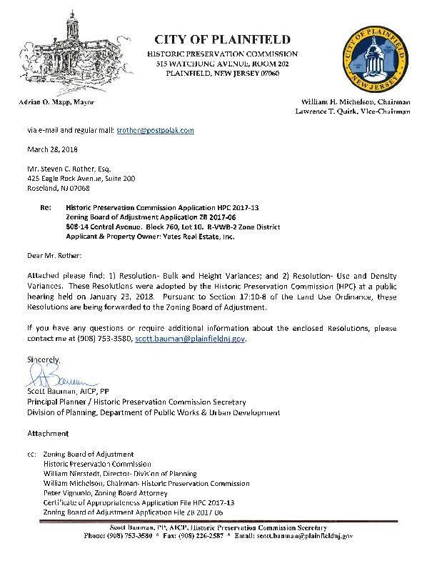 Plainfield Vets Home Plan At Zoning Board Tonight - News - TAPinto