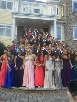 Gov. Livingston High School Celebrates Prom on Friday, photo 1