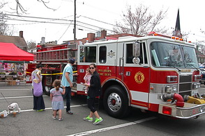 Millburn Street Fair Brings Out Crowd on Warmest Day of Spring, photo 14