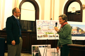 Maplewood Residents Express Concerns at Open Forum with Post Office Site Developers, photo 4