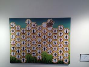"""Nicholas F. Rizzo Fine Arts Showcases  """"Genuine Art""""  Annual Project Event for Madison Montessori School, photo 6"""