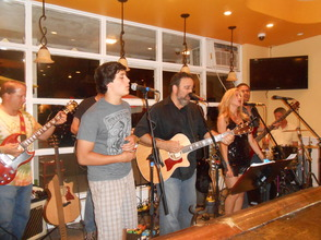 "Seventh Stage ""Last Performance"" To Packed House At Pete's Place, photo 6"