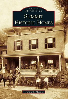 Summit Historic Homes Cover
