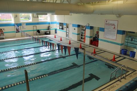 Summit Ymca Pool Gym Closed For Deep Freeze Swim Meet Tapinto