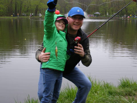 Partnership for a drug free new jersey encourages family for Online fishing tournament