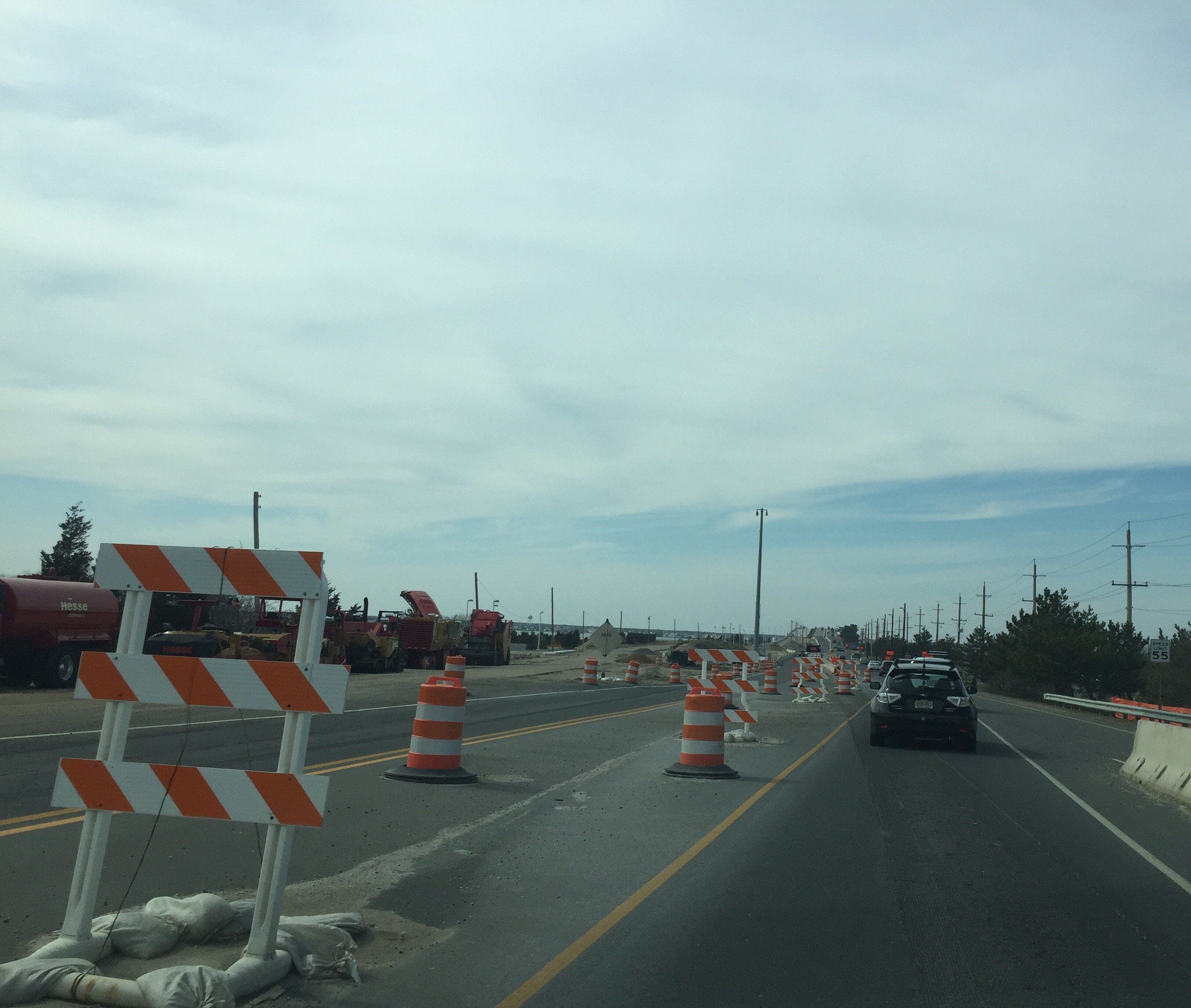 Lbi Nj: The Latest Manahawkin Bay Bridge Project Update