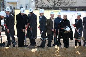 Ground Breaking Ceremony Held at Third and Valley in South Orange, photo 10