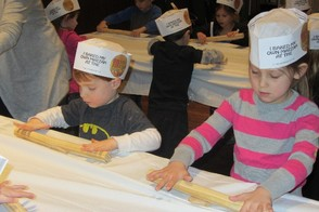 Making Matzah