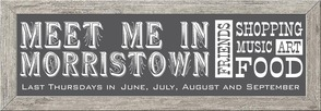 Meet Me In Morristown, photo 1