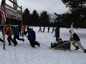 Boy Scout Troop 68 Places Two Sleds in the Top Ten in the Watchung Mountain Klondike Derby, photo 1
