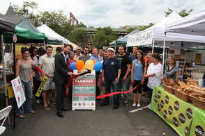 Farmers Market in South Orange Opens Season, Adds Vendors, photo 1