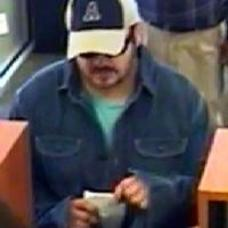 Suspect in Scotch Plains bank robbery on Monday, Apr. 28
