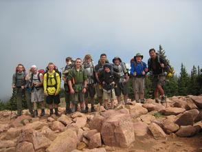 Mount Phillips: 11,726 feet