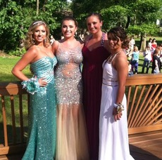 South Plainfield High School Seniors Step-out in Style for Prom, photo 12