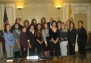 Community Volunteers Sworn in as Advocates for Abused and Neglected Children