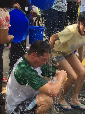 Care One Added a Different Twist to the Ice Bucket Challenge, photo 4