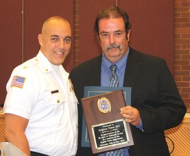 Proclamations Awarded to Retiring Roselle Police Officers and Detectives, photo 6