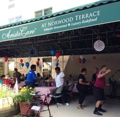 Aristacare at Norwood Helps Community, photo 1