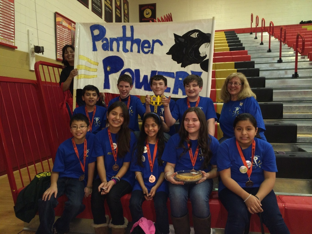 Aolp Robotics Team Takes Second Place In Nj State