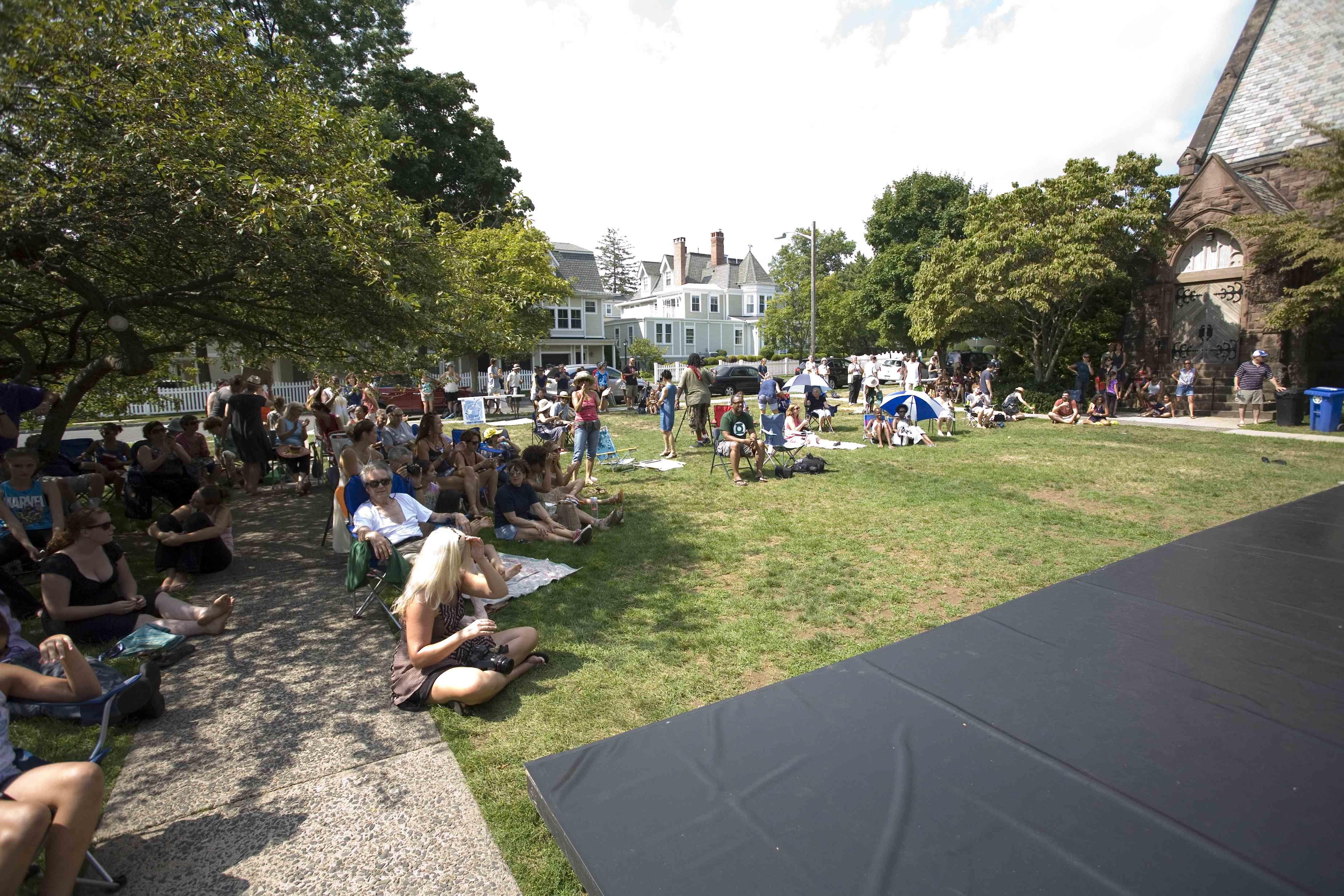 "Montclair ""Dance on the Lawn"" Festival, Sept. 12"