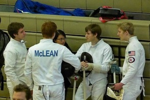 Gov. Livingston Fencers Ace District Tournament, photo 7