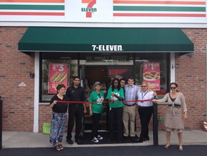 South Orange 7-Eleven Holds Grand Opening, photo 8