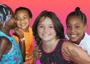 Encore Kids' Go Girls Summer Camp 2014!