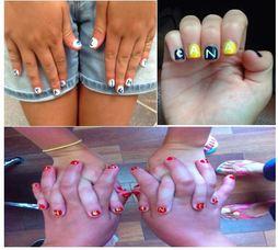 Camp Nails