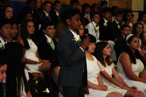 Cranbury School Graduates Eighth Grade Class - South ...