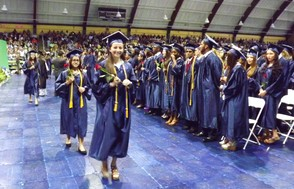 WOHS Graduation