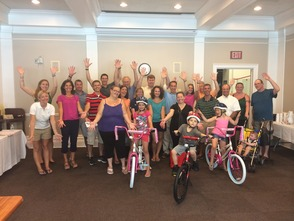 Blair Academy Bike Donation