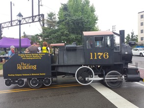 Rain and Trains at 4th Annual Lansdale Founders Day, photo 2