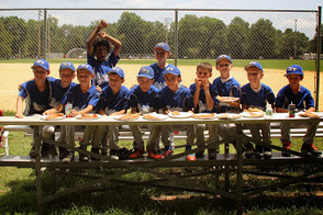 SPFBL 8U Raiders Make Finals of the Branchburg Machine Pitch Tournament, photo 1