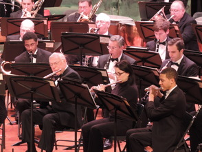 Westfield Community Band performing recent Concert