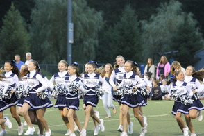 Randolph Recreation Football and Cheerleading Holds Pep Rally, photo 4