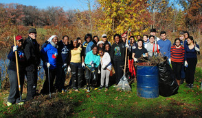 Adopt-A-Park Volunteers Make a Difference