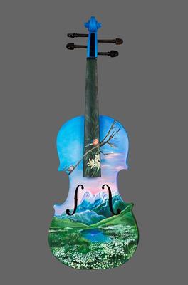 """Alpine Symphony"" Laura Mandile"