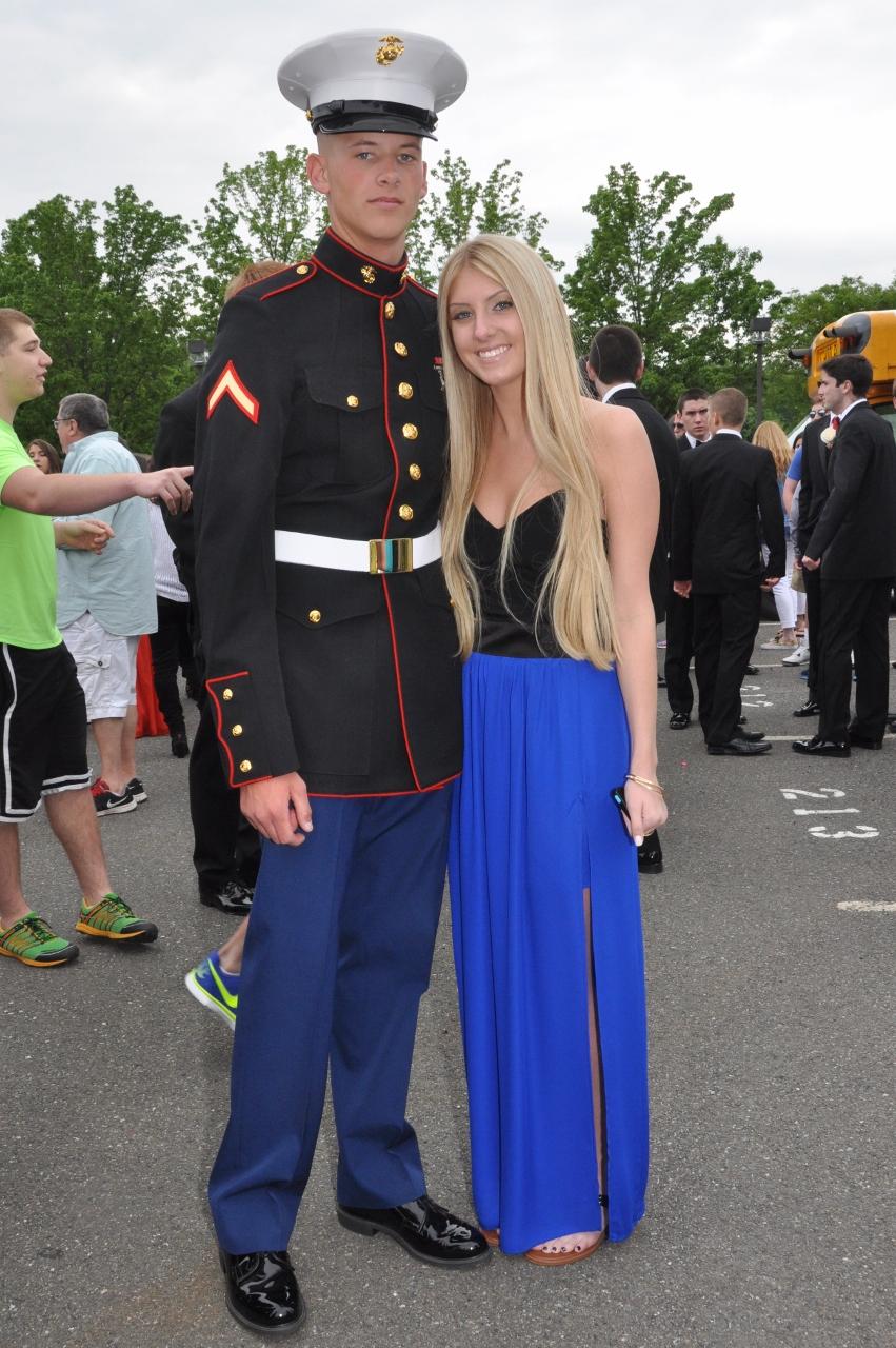 Livingston High School Holds 2014 Senior Prom Livingston