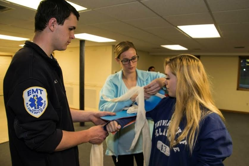 how to become a volunteer emt in nj