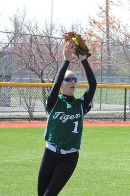 Tigers Softball Beats Carteret 14-3, photo 2