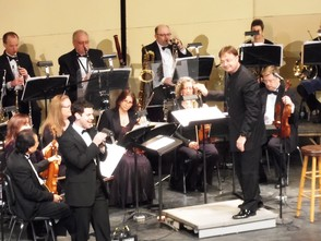 New Jersey Festival Orchestra New Year's Eve concert
