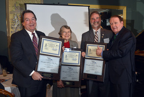 Chief Executive Council for Madison Celebrates Impact and NJ State's Innovation Award at First Anniversary, photo 1